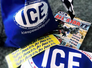 ICE Racing Promo Items
